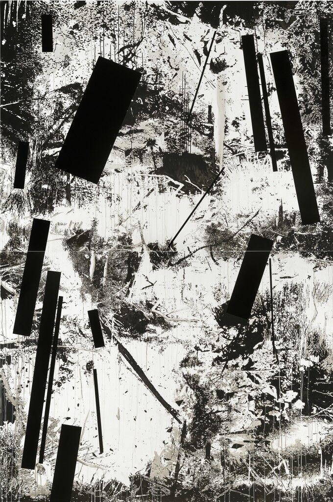 Vertical Swamp nu. 6