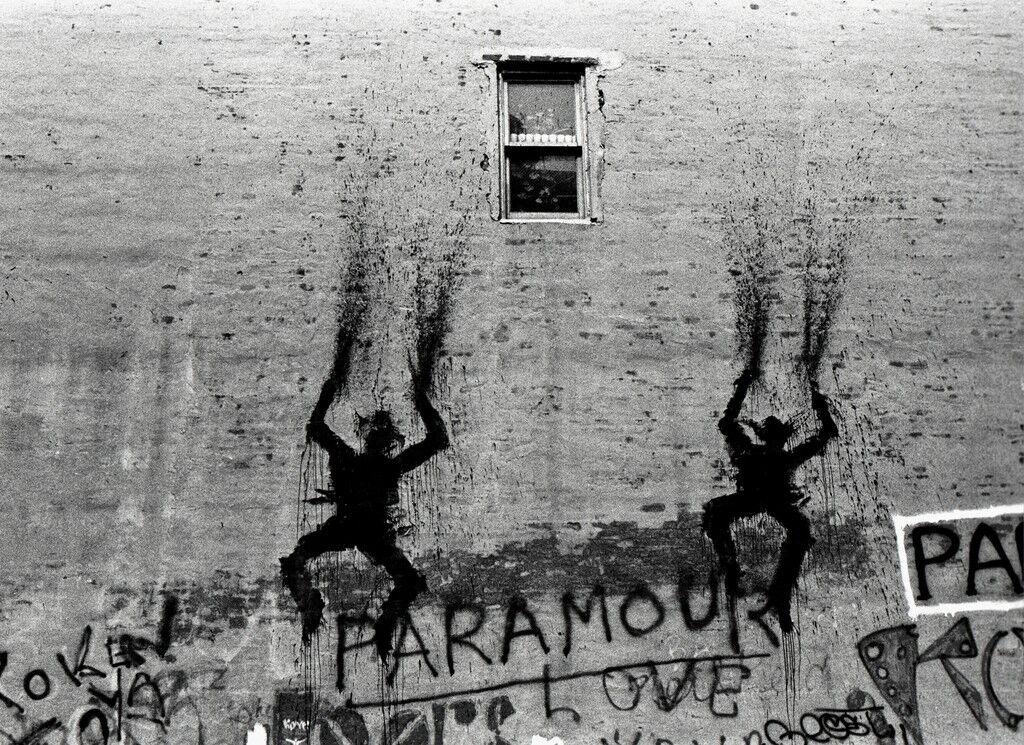 Richard Hambleton Shadowman- Paramour