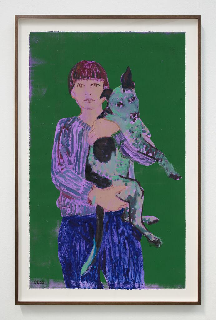 George and Me (purple)