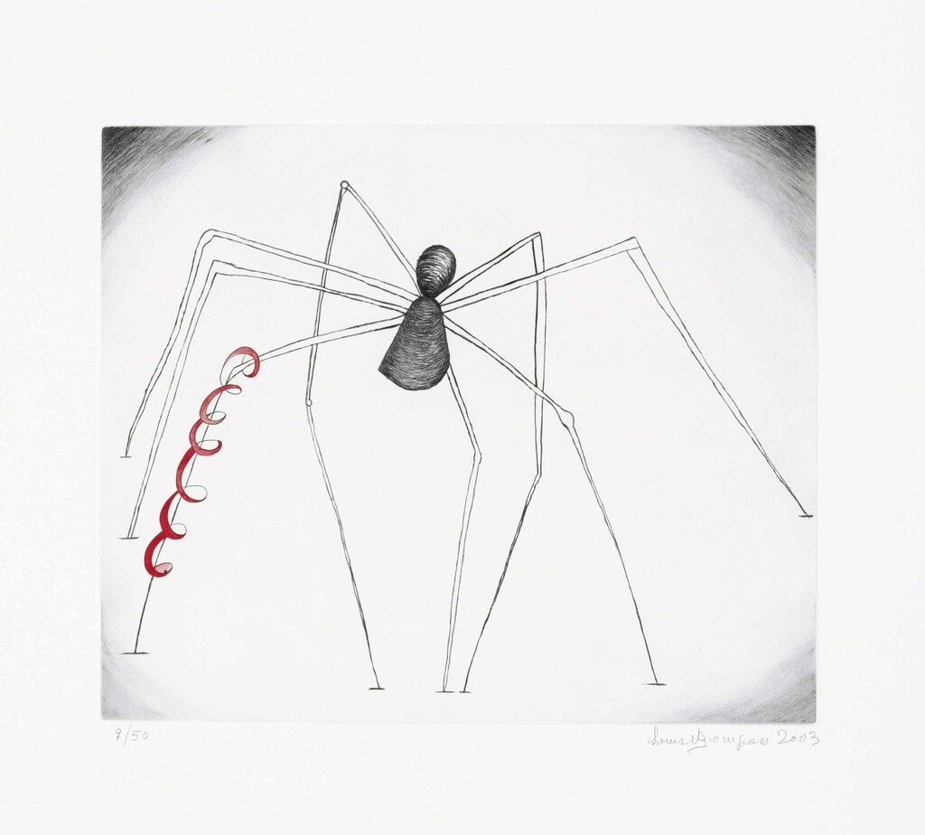 Untitled (Spider and Snake)