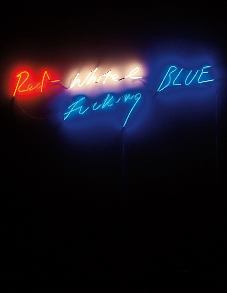 Red, White and Fucking Blue