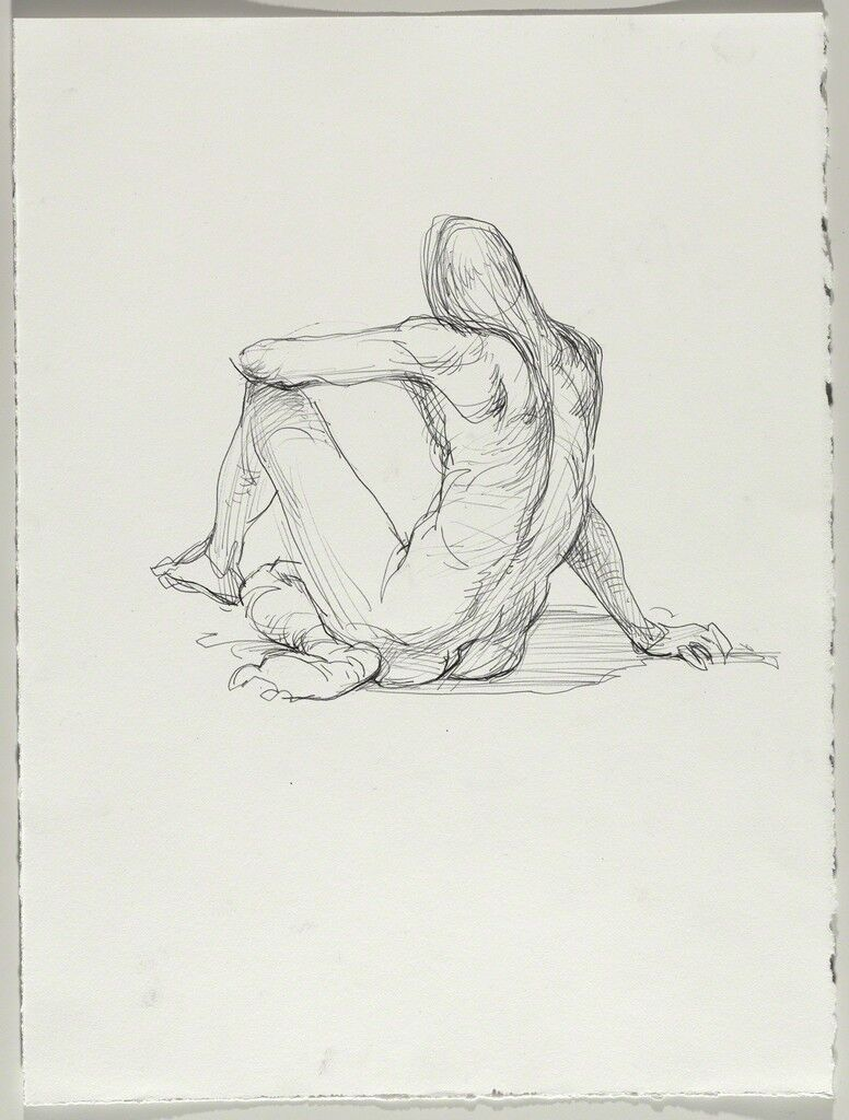 Untitled (Sitting pose)