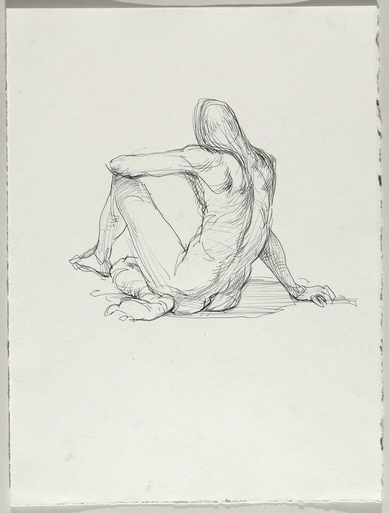 Untitled (Sitting pose)