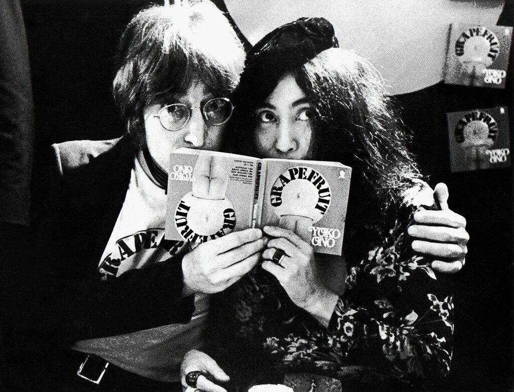 John Lennon / Yoko Ono, London, UK