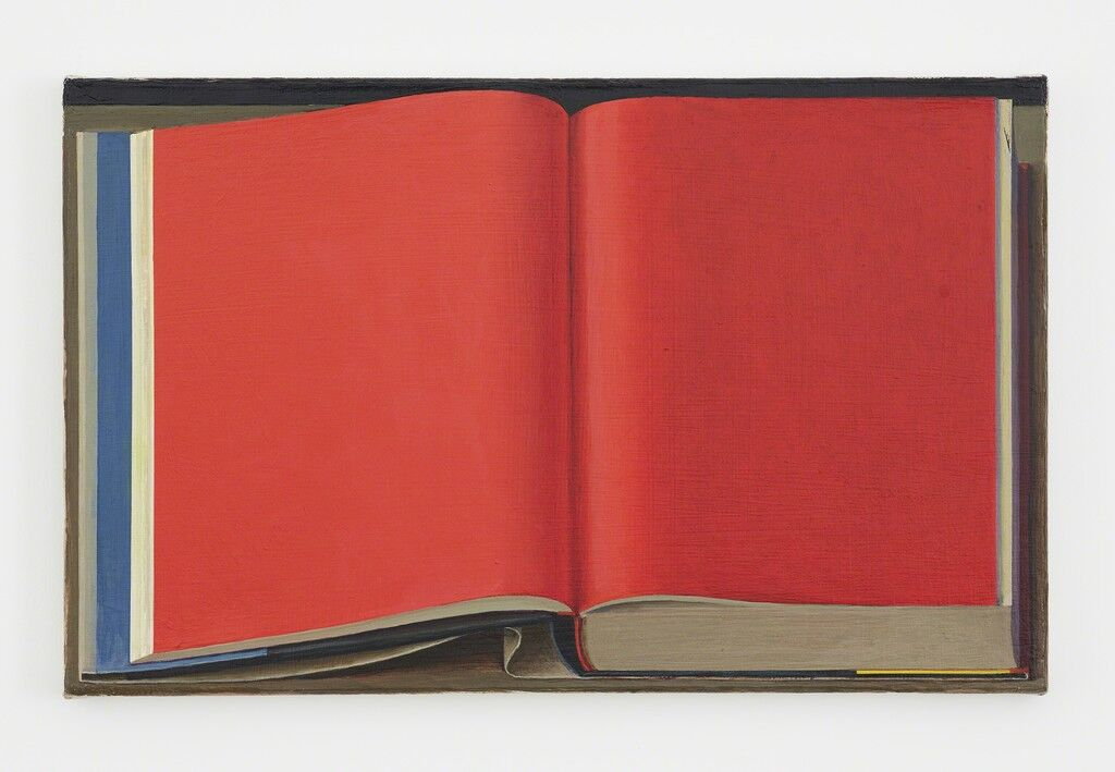 Book Painting No. 6