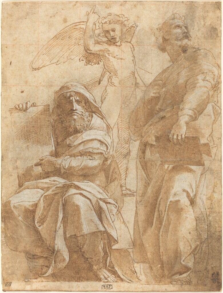 Los profetas Oseas y Jonás.