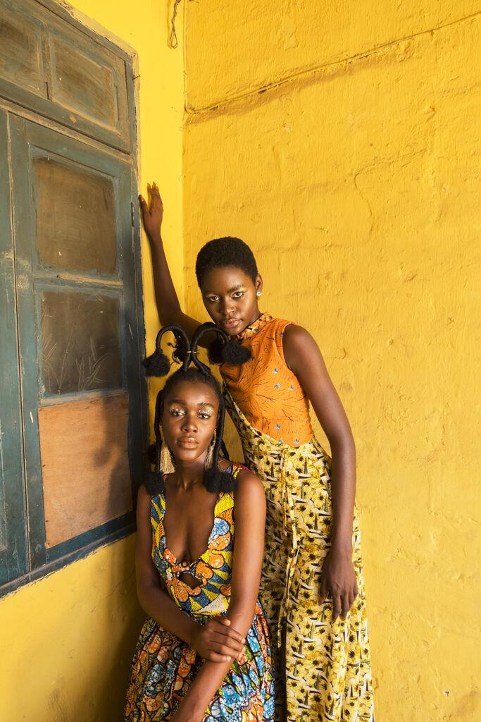 Ifeoma and Rebecca