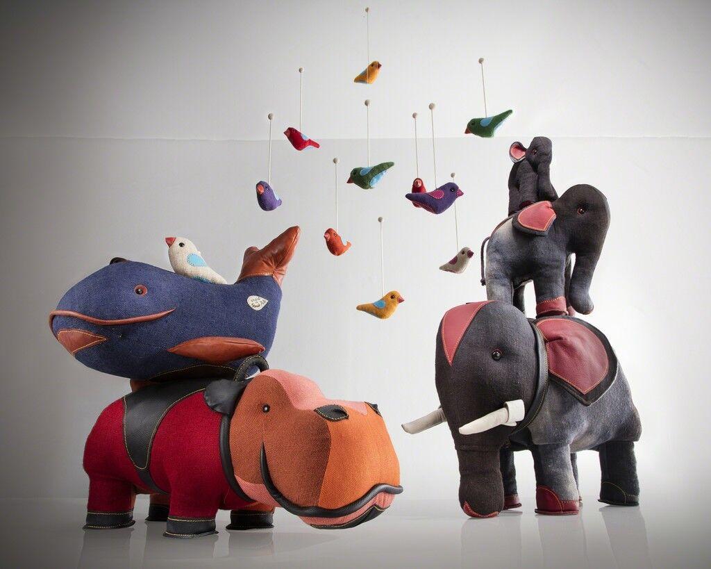 """Therapeutic Toy"" Elephant"