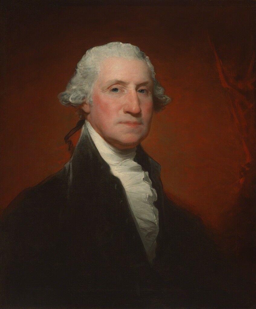 George Washington (Vaughan-Sinclair portrait)