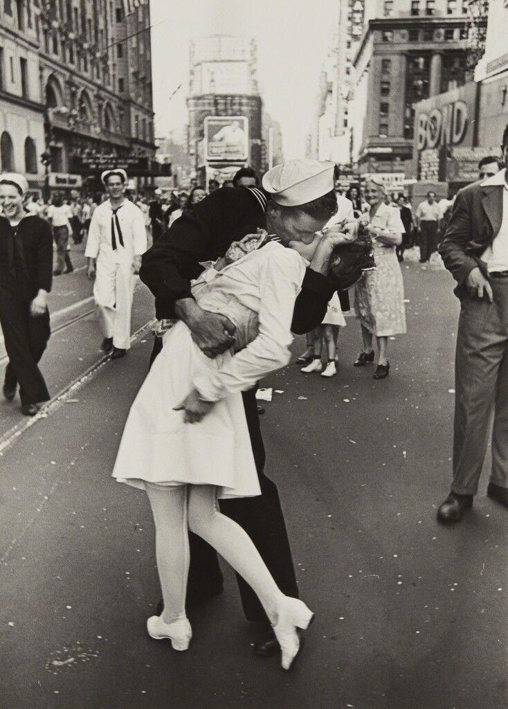 V-J Day, Times Square, New York City