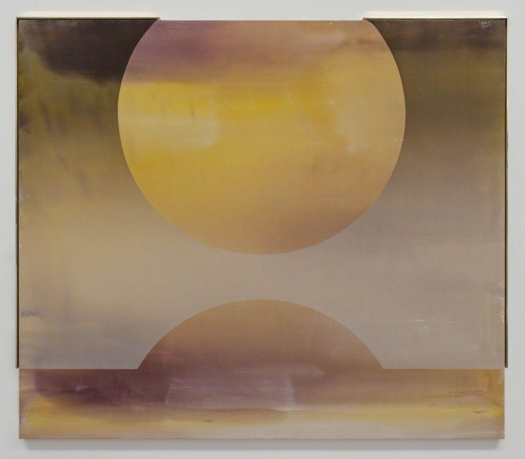 Ramona 3, 2015 Mixed media on canvas, 72 x 82 in. (182.9 x 208.3 cm) MDELU045 3 / 5