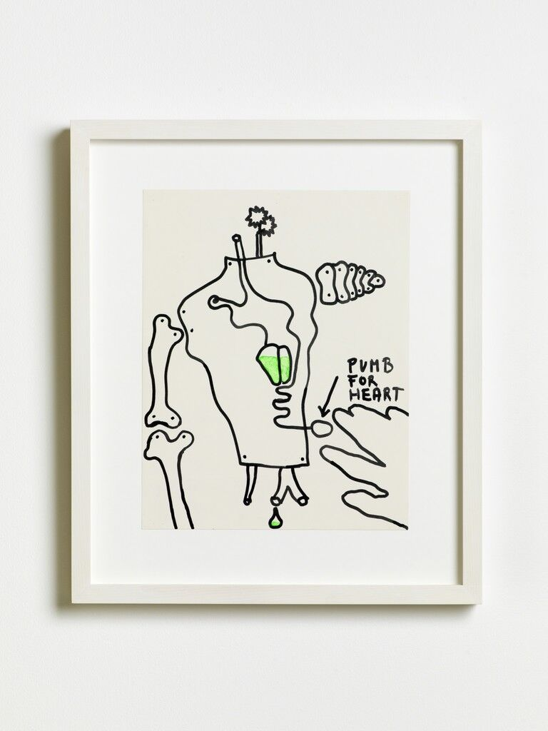 Untitled (Pump for heart)
