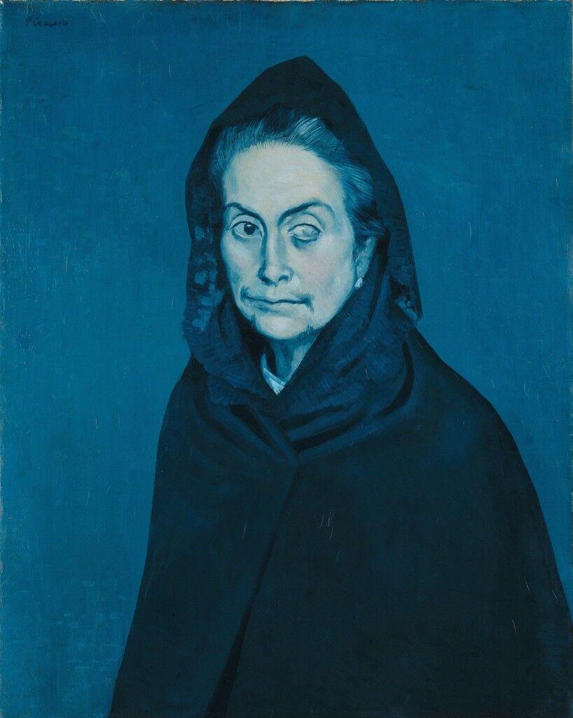 A Brief History of Blue - Artsy