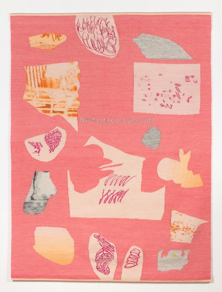 Pink Collage (What Can I Do Anyway)
