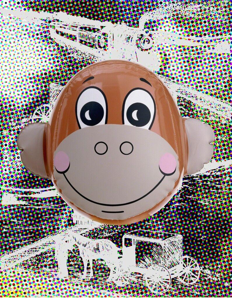 Monkey Train (Dots)