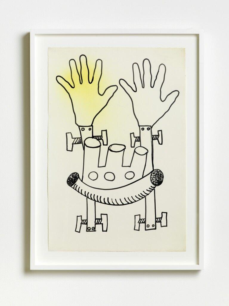 Maschinenhände