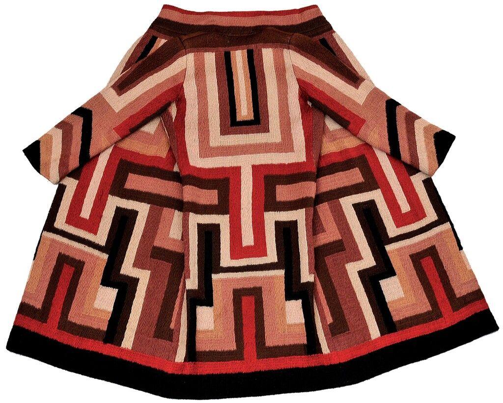 Coat made for Gloria Swanson