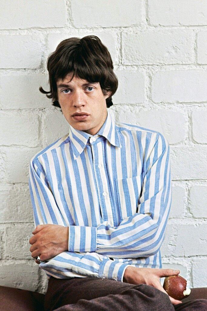 Mick Jagger, Paris, 1966