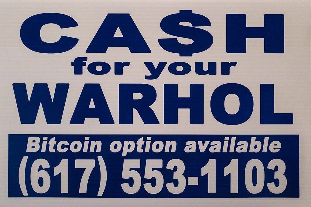 CFYW Bitcoin (white)