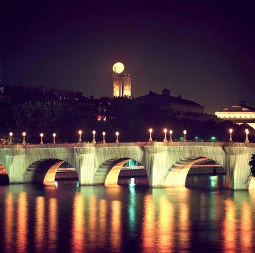 The Pont Neuf Wrapped, Paris