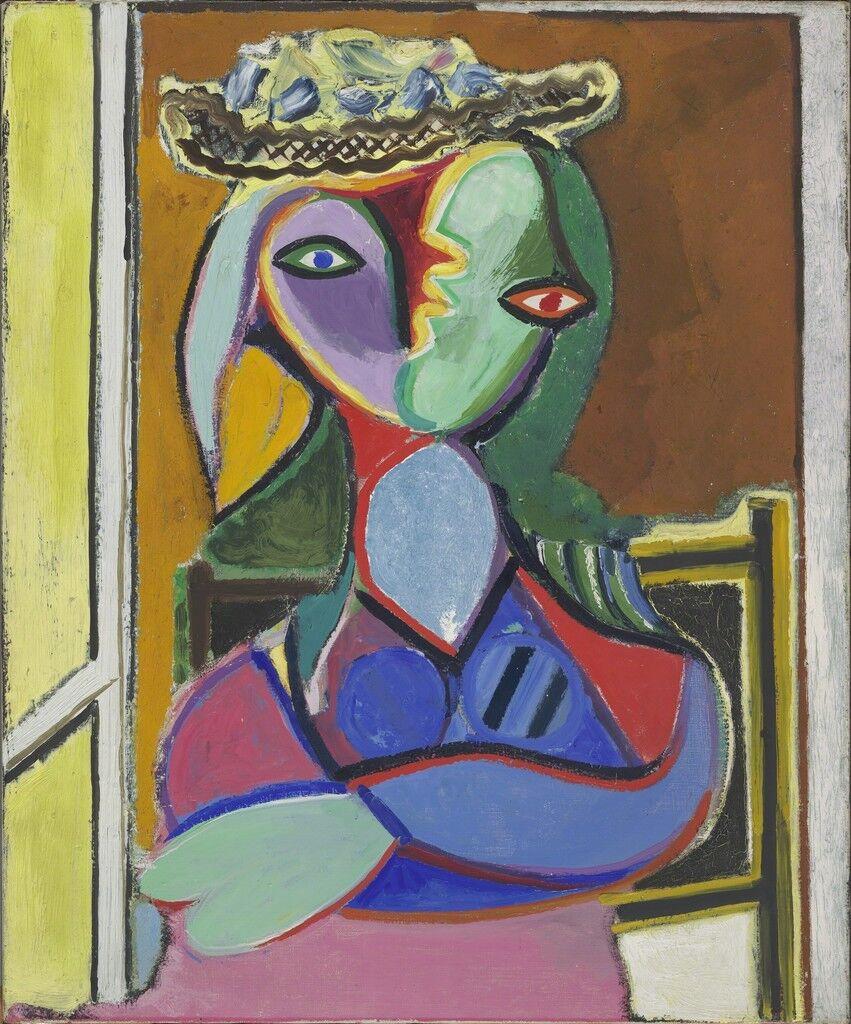 Femme assise (Marie-Thérèse)
