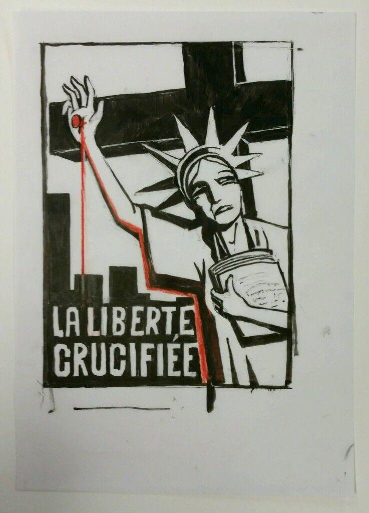 Liberté Crucifiée