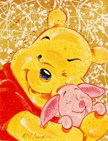 Winnie the Pooh - Very Important Piglet