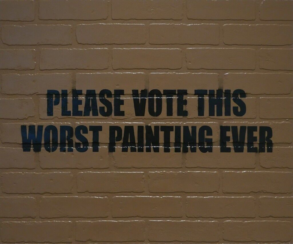 Please Vote This Worst Painting Ever