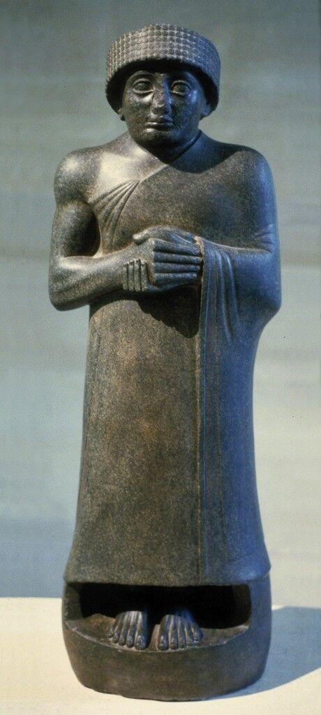 Gudea, Prince of Lagash