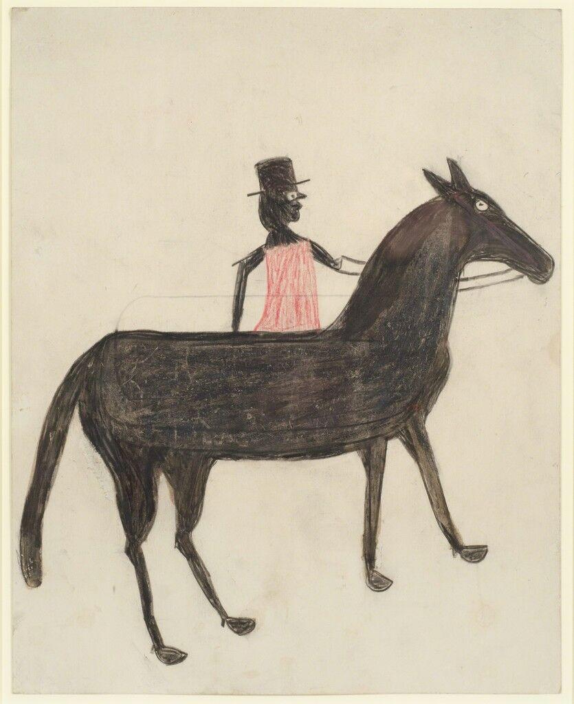 Black Horse, Red Rider