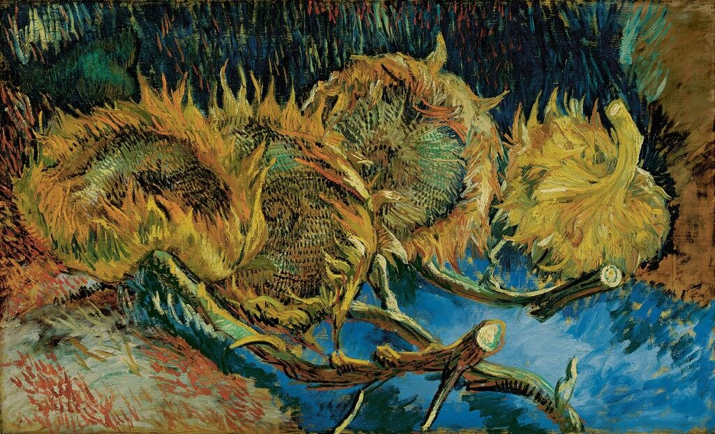 Why Vincent van Gogh Painted Sunflowers - Artsy ismet özel