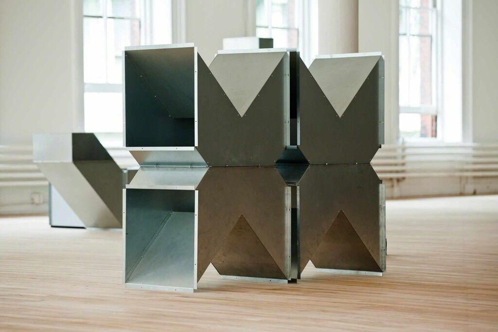 Vierkantrohr (Square Tubes), Series D