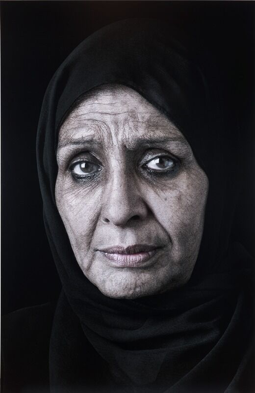 Ghada (Mourners), from The Book of King series