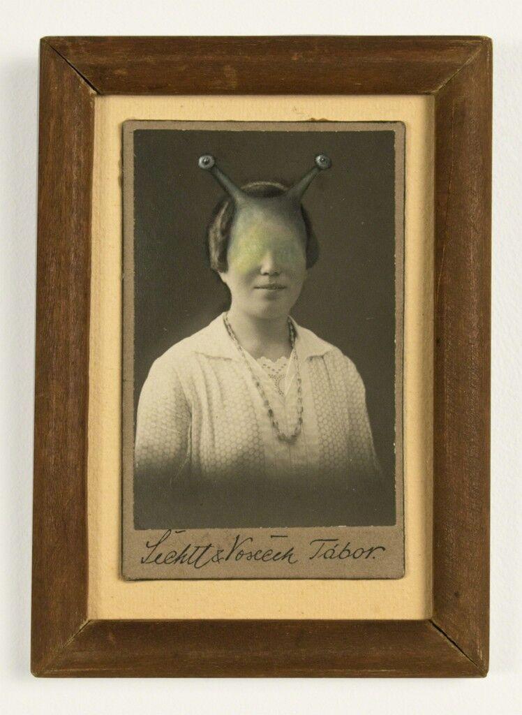 Untitled (Slug Lady)