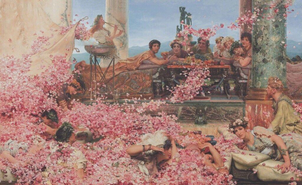 The Roses of Heliogabalus