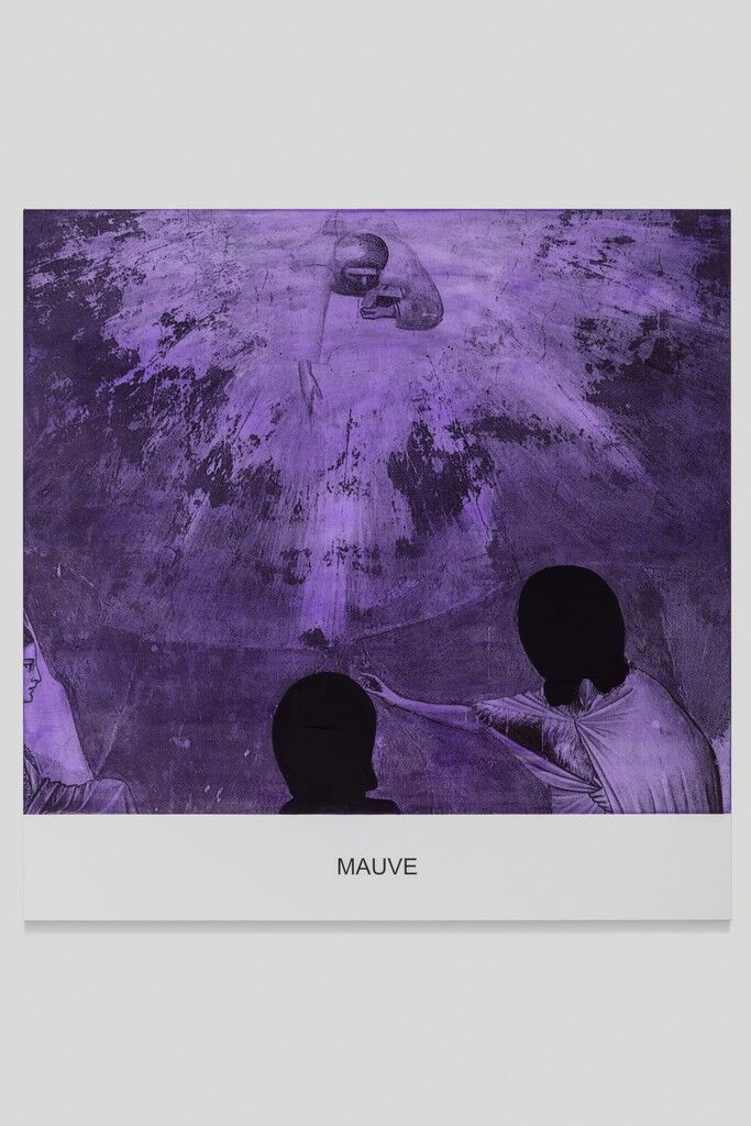 The Purple Series: Mauve