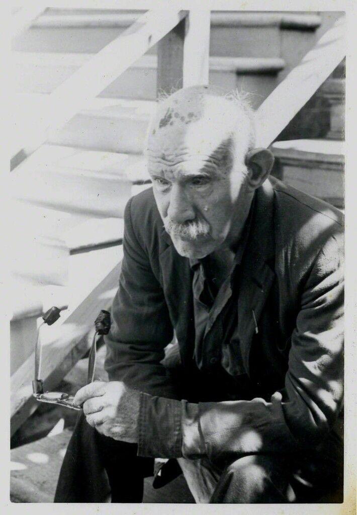 Portrait of Henry Darger