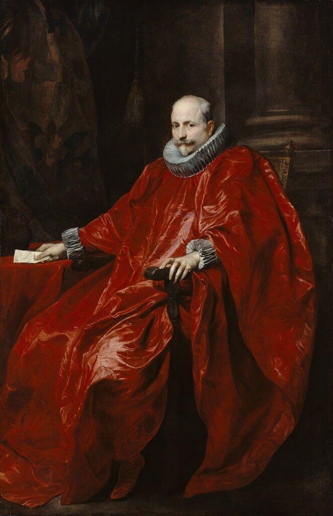 Portrait of Agostino Pallavicini