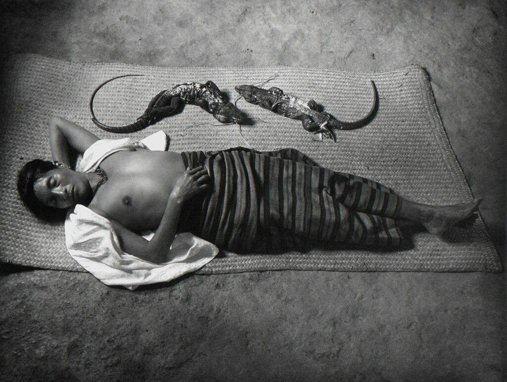 Dreaming Woman, Pinotepa Nacional, Mexico (La Mujer Que Sueña)
