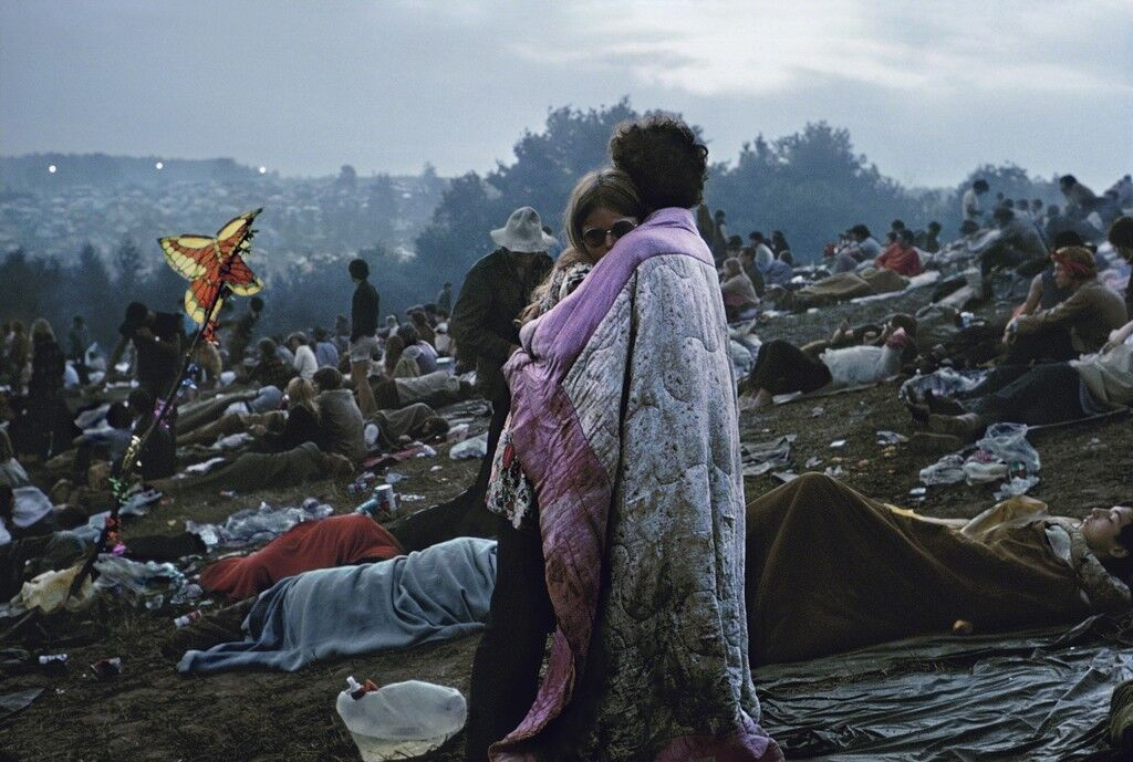 Woodstock (Ercolines with butterfly)