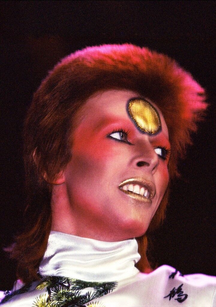 Bowie Earls Court