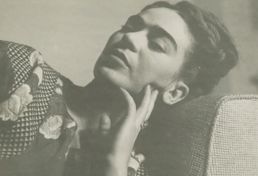 Frida Resting
