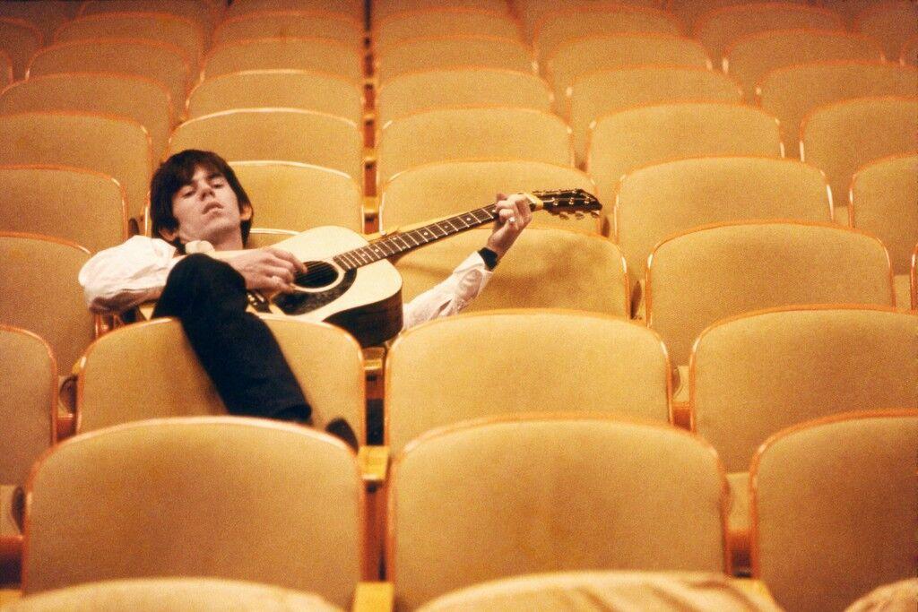 Keith Richards, Phoenix, 1965