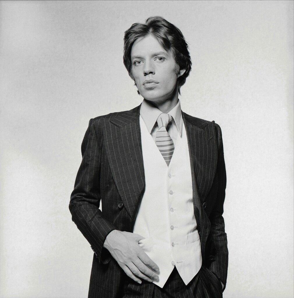 Mick Jagger,London