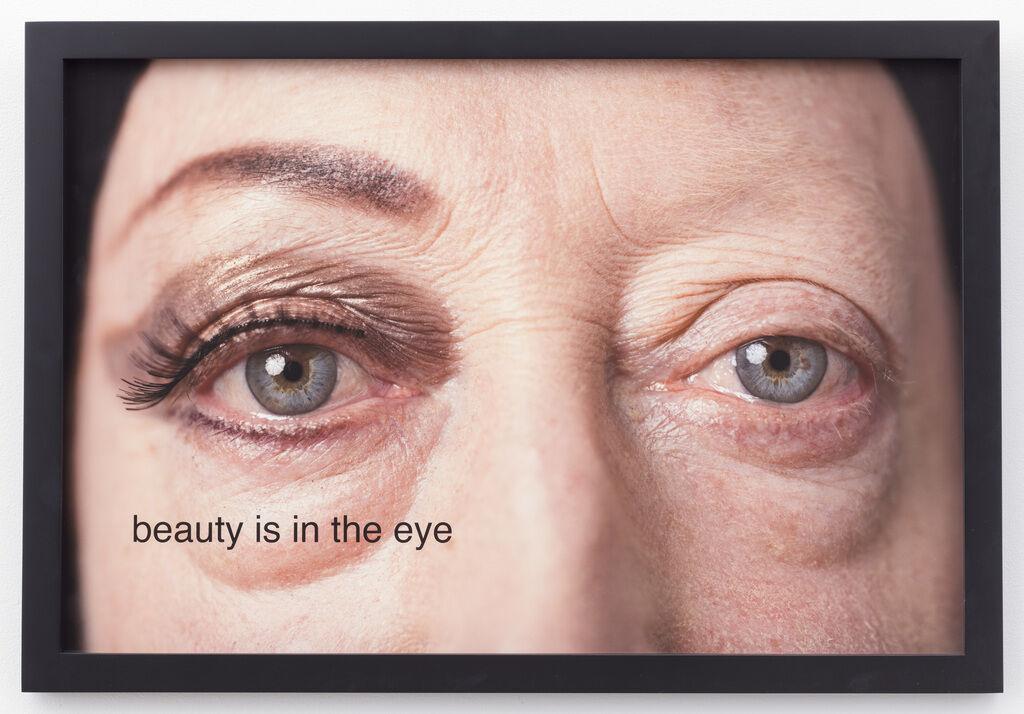 la belleza está en el ojo