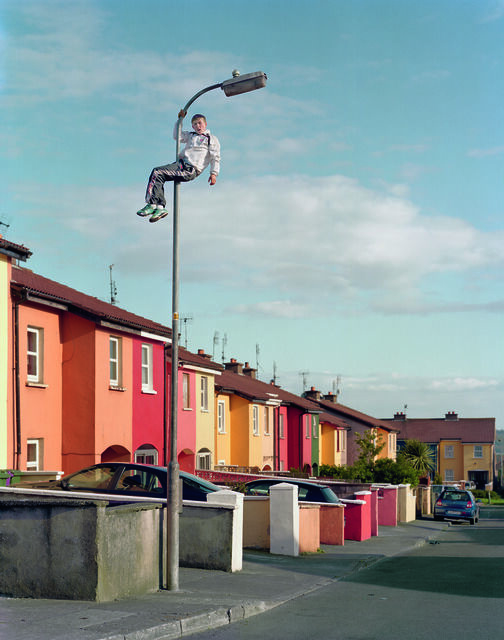 Jordan Up the Pole, Russell Heights, Cobh, Ireland