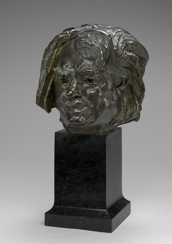 Head of Balzac
