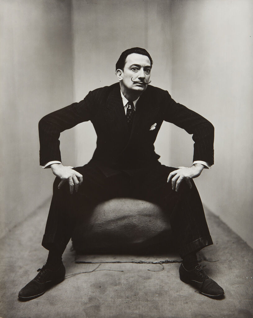 Salvador Dali, New York, February 20