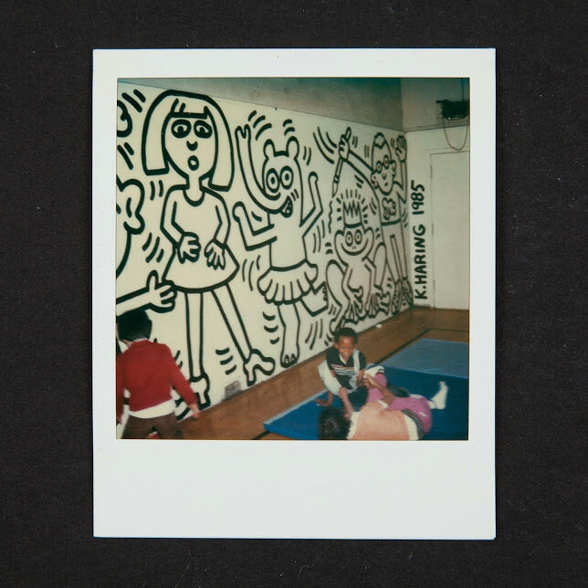 Mural Commission, St. Patrick's Daycare Center, San Francisco