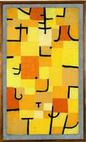 Zeichen in Gelb (Signs in Yellow)